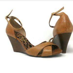 Jessica Simpson Wedge Sandals size 7.5